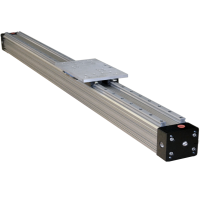 PLG-140 Series Guided Braked Rodless Pneumatic Cylinder
