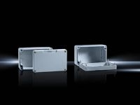Wall-mounted Cast Aluminium Enclosures