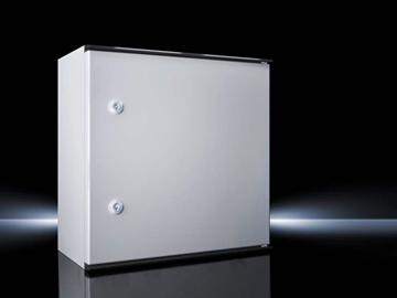 Wall-mounted Plastic Enclosures