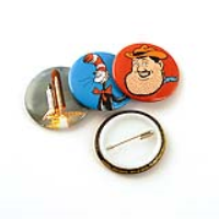 32mm Personalised Button Badges