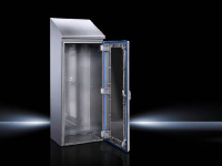 Hygienic Fire Extinguisher Enclosures
