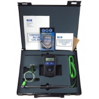 K Type Legionnaires Temperature Monitoring Kit with Dual Probe