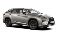 Lexus RX SUV Leases In The Uk