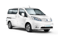 Nissan NV200 Combi Leases In The Uk