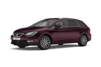 SEAT Leon Estate Leases In The Uk