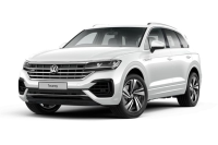 Volkswagen Touareg SUV Leases In The Uk