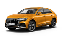 1 Year Lease For Audi Q8 SUV