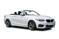 1 Year Lease For BMW 2 Series Convertible