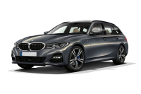 1 Year Lease For BMW 3 Series Estate