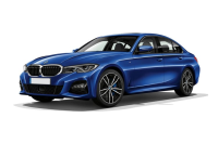 1 Year Lease For BMW 3 Series Saloon