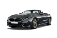 1 Year Lease For BMW 8 Series Convertible