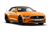 1 Year Lease For Ford Mustang Convertible