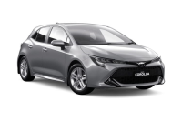 1 Year Lease For Toyota Corolla Hatchback
