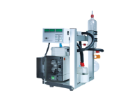Vacuum System With Chemically Resistant Diaphragm Pumps