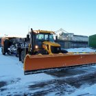 5m wide airfield clearing Ploughs