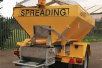 Gritter units