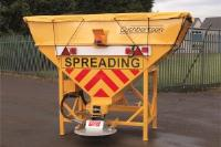 Gritters with Data Acquisition