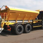 Gritters with On Board Weighing