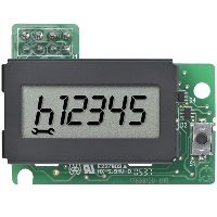 Dual Channel Solid State Hour Meter