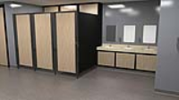 Cubicle Systems For The Leisure Industry