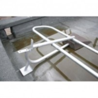 Collapsible Temporary Roof Edge Protection