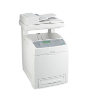 14A1040 Lexmark X560n A4 Colour Multifunction Network Laser Printer - Refurbished