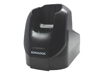 Datalogic Single Slot Dock, Black USB, RS232, Ethernet 94A150059 - eet01