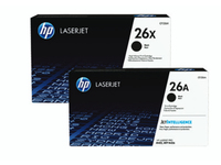HP Inc. Toner Black 26A Pages 3.100 CF226A - eet01
