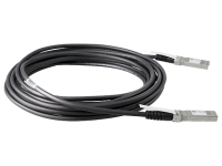 Hewlett Packard Enterprise Aruba Direct Attach Cable - Network Cable - 1 M Jw101a - xep01