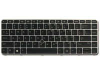HP Inc. Keyboard (SWITZERLAND ) Backlit 836308-BG1 - eet01