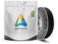 Add North Add:architect Textura 1.75mm - 750g - Matte Black ANTE17MBL - eet01