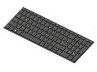 HP Inc. Keyboard (Switzerland) Backlit premium L01027-BG2 - eet01