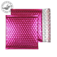 MBP165 Blake Purely Packaging Party Pink Peel & Seal Padded Bubble Wallet 165X165 70Mu Pk100 Code Mbp165 3P- MBP165