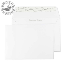150 Blake Creative Colour Ice White Peel & Seal Wallet 114X162mm 120Gm2 Pack 500 Code 150 3P- 150