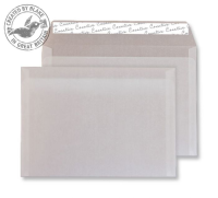 115 Blake Creative Senses Translucent White Peel & Seal Wallet 114X162mm 110Gm2 Pack 500 Code 115 3P- 115