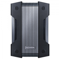 ADATA HD830, 2TB, Black Durable External Hard Drives AHD830-2TU31-CBK - eet01