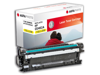 AgfaPhoto Toner Yellow, rpl. CE402A Pages 6.000 APTHPCE402AE - eet01