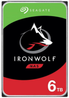 Seagate NAS HDD 6TB IronWolf **New Retail** ST6000VN001 - eet01