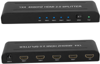 MicroConnect HDMI 4K Splitter 1 to 4 Ultra Slim design, Supporting  W125660948 - eet01