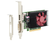 Hp Nvidia Geforce Gt730 - Graphics Card - Gf Gt 730 - 2 Gb Ddr3 - Pcie X8 Low Profile - Dvi  Displayport - For Hp 280 G4; Desktop Pro A G3; Elitedesk 705 G4; Prodesk 400 G6  600 G5; Workstation Z1 G5 Z9h51aa - xep01