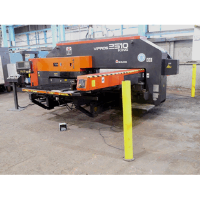 AMADA Vipros 2510 King 20 Ton, 31 Station CNC Turret Punch With 3 Auto Index