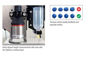 Automated Optical Inspection for fluid dispensing application