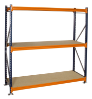 1200mm Longspan Shelving Starter Bay
