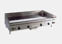 Anets AGC48 Gas chrome griddle