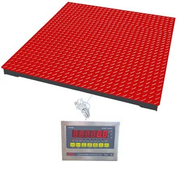 Heavy Duty Pallet Weighing for Warehouses
