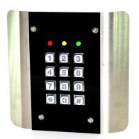 AES ABKP Stand Alone Keypad