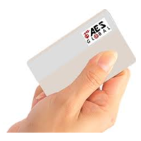 AES Prox Card
