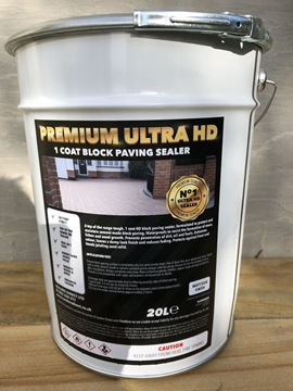 Premium Ultra HD *1 Coat Block Paving Sealer