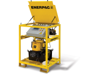 EVOB816J, 8 point Basic Synchronous Lifting System, 120 in3/min Oil Flow at Rated Pressure, 3 hp, 460-480V