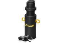 HCRL10010, 111.2 ton Capacity, 9.84 in Stroke, Double-Acting, High Tonnage, Lock Nut Hydraulic Cylinder